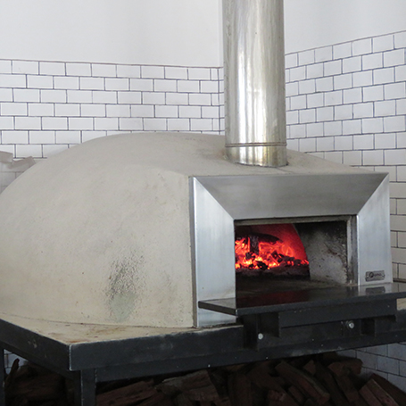 The Australian forno woodfired oven keeps on cooking on.
